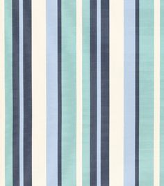 Home Decor Outdoor Fabric- Crypton Lapalma-Indigo & outdoor fabric at Joann.com  #cushions
