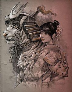 Samurai Tiger                                                                                                                                                                                 Más