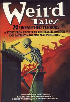 "Especially ""The Case of Charles Dexter Ward"" by H. P. Lovecraft"