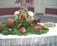 catering presentation ideas | Catering Fruit Displays