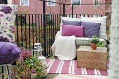 Tips sencillos para terrazas pequeñas