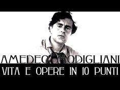 Modigliani: vita e opere in 10 punti - YouTube Amedeo Modigliani, Opera, Youtube, Fictional Characters, Biography, Opera House, Fantasy Characters, Youtubers, Youtube Movies