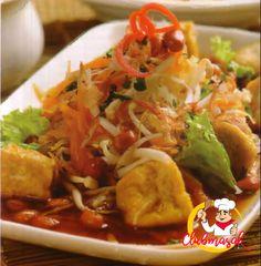 Resep Acar Jawa, Salad Sayur Untuk Diet, Club Masak