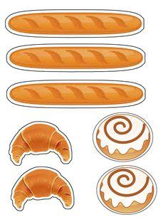 Frankrijk: Croissant, baguette...