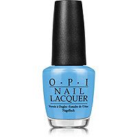 OPI - Alice Through the Looking Glass Nail Lacquer Collection in The I's Have It (light blue) #ultabeauty