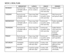 Food exchange list for meal planning group health cooperative image result for weight watchers exchange plan 1987 1st week pdf fandeluxe Images