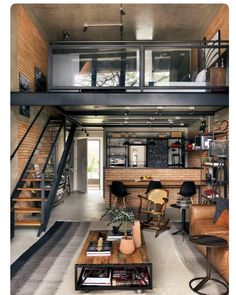 Bohemian Loft Ideas This image has 0 repetitions.Bohemian Loft Ideas This image has 0 repetitions. Author: inga bohemian Ideas Loft, loftdesign Industrial Duplex Inspiration - we bring you good ideas on Loft Design, Tiny House Design, Design Case, Enterier Design, Duplex House Design, Cottage Design, Rustic Design, Wall Design, Industrial House