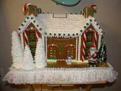 Ethan's Gingerbread House by Kim Lang