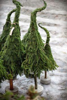 Anne-Li, Lifestyle inspiration: Julträd...