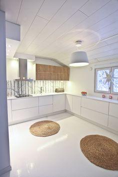 Saa kurkistaa blogi: keittiö/kitchen