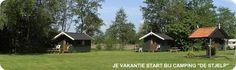 Camping de Stjelp - Oudega   Minicamping Friesland - Trekkershut
