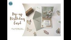 DIY Pop-up Birthday Card - TUTORIAL