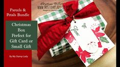 How To Use The Parcels & Petals Box For Christmas