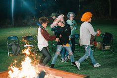 Kim Hanbin, Boy Bands, Concert, Memes, School 2017, Vans Shoes, Boys, Girls, Glow