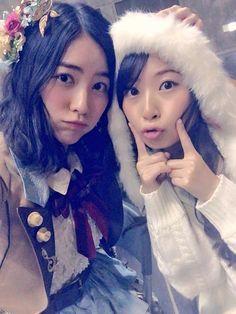 Takayanagi Akane & Matsui Jurina