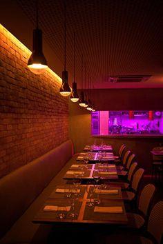 Best restaurant in Rio. ORO