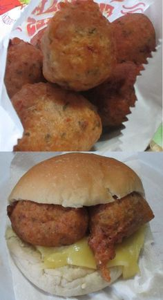 There's no better way to start your day in #Barbados than with some delicious fishcakes! Hot Legendary Fish Cakes (various locations), Miss P's (at Accra Beach) and Mr.Delicious (at Miami Beach) are some favourite spots.