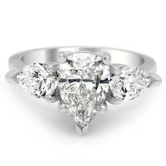 Timeless Designs Diamond Engagement Ring! Available at Houston Jewelry! www.houstonjewelry.com