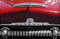 Mercury Images by Jill Reger - Images of Mercurys - 1954 Mercury Monterey Hood Ornament