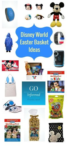 Fun ideas for a Disney World Easter basket. Get them excited and ready for your Disney World trip or use this for your Disney World vacation reveal. Great for Disney World wedding gift or stocking stuffers too! Disney World Gifts, Disney World Wedding, Disney Gift, Walt Disney World Vacations, Disney Fun, Disney Trips, Family Vacations, Family Travel, Disney Shopping