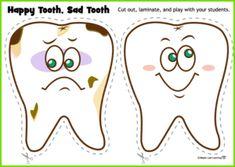 Preschool Apple Theme, Preschool Science, Dental Kids, Dental Art, Creative Activities For Kids, Toddler Activities, Teeth Games, Special Needs Teaching, Body Parts Preschool
