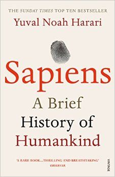 Sapiens: A Brief History of Humankind by Yuval Noah Harari. Fascinating, amazing, and funny; just brilliant! Science for non-scientists! 100 Best Books, Good Books, Books To Read, Brief History Of Humankind, Books Australia, Critique, Science Books, Lectures, Some Words