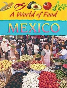 Learn all about the climate, history, religion, and culture of Mexico and how they have influenced the national cuisine. Read this book and discover: chapulines, or crunchy fried grasshoppers -a popular dish of Oaxaca The famous nuns of Pueblo who, according to legend, invented mole poblano, Mexico's national dish The Day of the Dead, when street stalls sell iced sugar skulls and orange-scented pan de muertos - bread of the dead