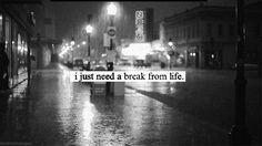 When I'm depressed I feel like...  #wishthatgifsworkedinpinterest