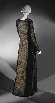 Dress, Mariano Fortuny y Madrazo, c. 1930