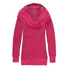 Cowl Hooded Sweatshirt by Pink Lotus | Athleta