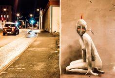 Work by AFK Urban Life, Bergen, Public Art, Street Photography, Street Art, Pop, Artwork, Popular, Work Of Art