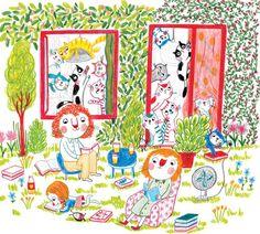 Ilustración de Natascha Rosenberg