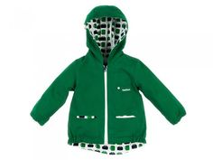 Asticot - Grass Hooded Coat