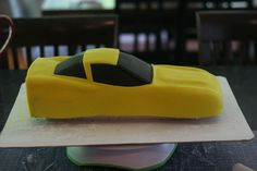 Corvette cake McGreevy