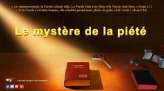 Film de l'évangile « Le mystère de la piété »   Bande-annonce officielle