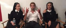"Twitter pic from behind the scenes of ""Saint of Last Resorts"" episode. #SaveConstantine"