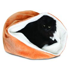 Majestic Pet Products 17-inch Villa Collection Burrow Cat Bed