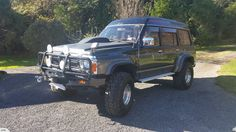 Nissan Safari Kingsroad 1993 for sale on Trade Me, New Zealand's auction and classifieds website Patrol Gr, Nissan 4x4, Nissan Patrol, Camper Conversion, Land Cruiser, Used Cars, Offroad, Dream Cars, Safari