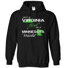 Awesome Tee JustXanhLa002-012-Minnesota GIRL T-Shirts