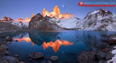 Travel information to visit El Chalten & the Hills Fitz Roy Torre & Poincenot The route leading to the chaltén reveals the unmistakable silhouettes of different moles massive stone. Among them they appear the fitz roy, el Torre and the Poincenot, part of this magnificent trilogy. Read more in link... Check your #Travel #Tours #Packages #Vacations at #ElChalten in #Argentina. Different #destinations are waiting for You! 01 Argentina Travel Agency.