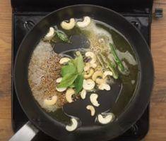 घर पर वेन पोंगल कैसे बनाये? (हिंदी में) Ven Pongal Recipe Step By Step Photo Ven Pongal Recipe, Recipe Steps, Palak Paneer, Ethnic Recipes, Food, Essen, Meals, Yemek, Eten