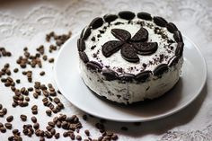 Sernik z Oreo na zimno / Cheesecake with Oreo