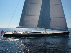 She has a telescopic keel, which can be raised to gain entry to some of the shallower, more picturesque harbours in the Mediterranean. Boat Brands, Yacht Builders, Motor Yacht, Holland, Sailing, Yachts, Sailboat, Gain, Water