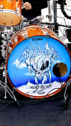 Metallica in Antarctica!!!!