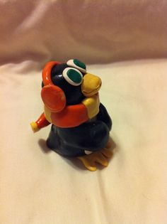 Chilly Penguin by claycrab23 on Etsy, $7.00