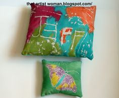 that artist woman: How to do Batik with Kids