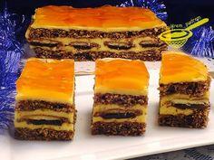 Sweet Recipes, Cake Recipes, Polish Recipes, Polish Food, Pie Dessert, Food Cakes, Tiramisu, Food And Drink, Gluten Free
