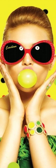Pin Logo, Bold And The Beautiful, Color Themes, Colors, Classy Women, Colorful Fashion, Round Sunglasses, Celebrities, Green
