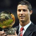 Cristiano Ronaldo vence a Bola de Ouro « Bom é ser Português