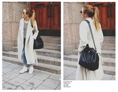 Angelica Blick / Casual look